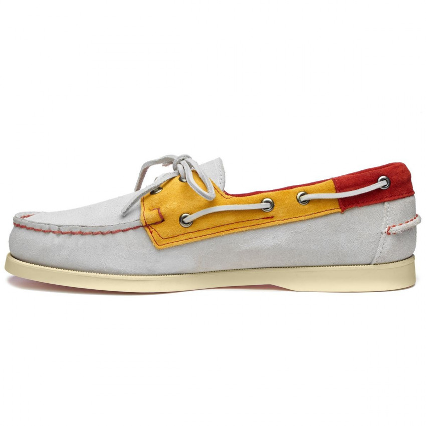 PORTLAND JIBFLAGS OFFWHITE RED YELLOW