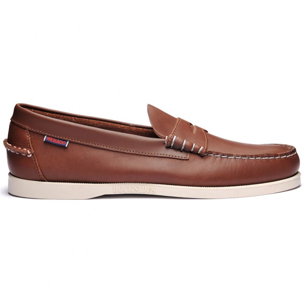DOCKSIDES DOLPHIN Brown